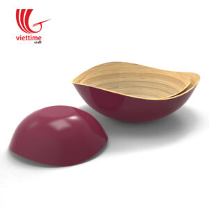 Stylish Salad Bowls Set