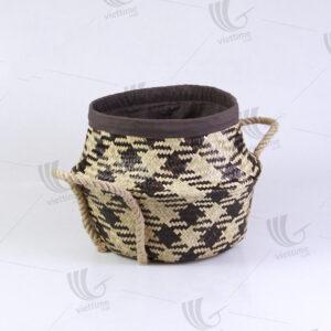 Seagrass Belly Basket sku C00003
