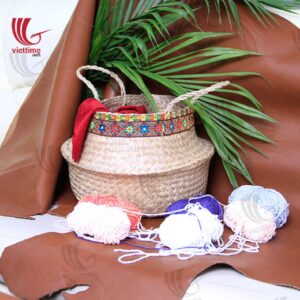 High quality Eco-friendly Seagrass Belly Basket