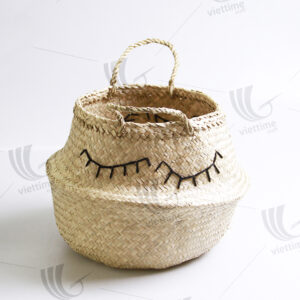 Seagrass Belly Basket sku C00011