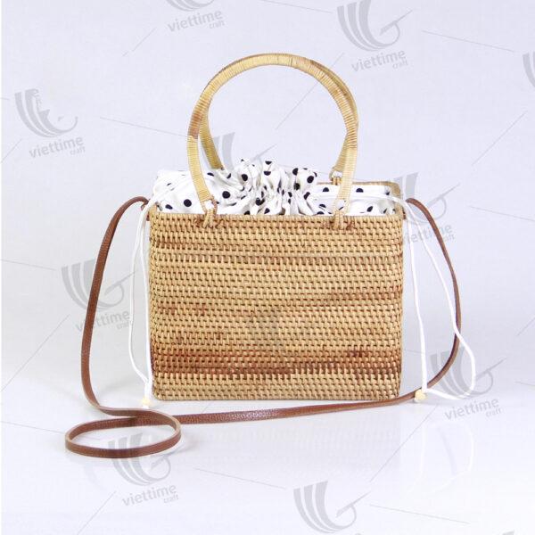 Rattan Bag sku M00548