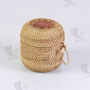 Rattan Storage Basket sku M00622