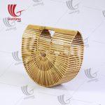 Stylish Bamboo Beach Bag Collection