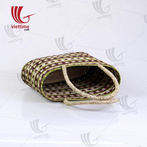 Cheap Fashion Seagrass HandBag