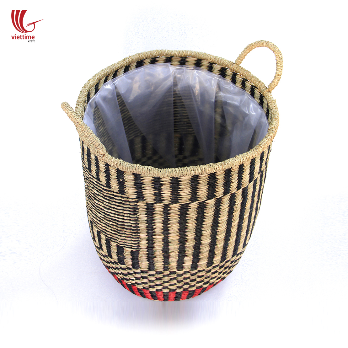 Colorful Seagrass Storage Basket Wholesale
