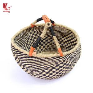 Radiant Bolga Seagrass Basket
