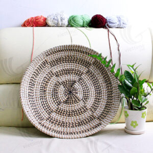 Seagrass Wall Hanging Plate sku C00046