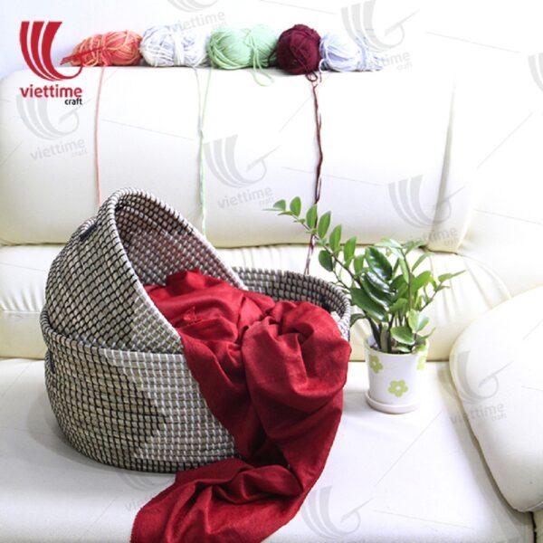 Seagrass Storage Basket sku C00035