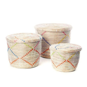 Seagrass Storage Basket sku C00023