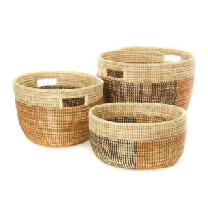 Seagrass Storage Basket sku C00026