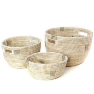 Seagrass Storage Basket sku C00030