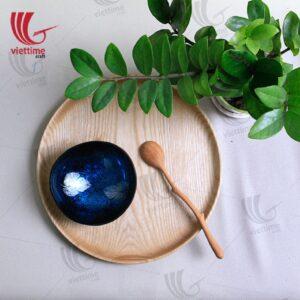 Vietnam High Quality Coconut Lacquer Bowl