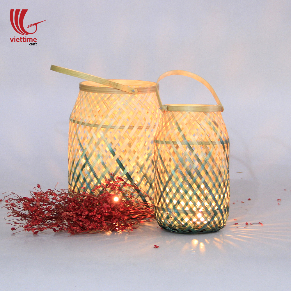 Bamboo Lanterns Viettime Craft