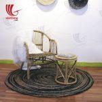 Unique Relax Rattan Chair Set Wholesale