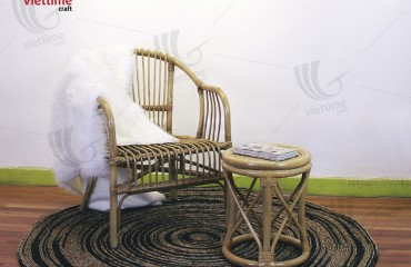 Rattan Furniture Trend Is Taking Over Interiors