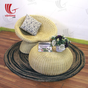 Rattan Coffee Table Chair Set Wholesale