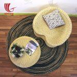 Rattan Coffee Table Chair Set Wholesale