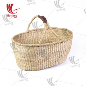 Natural Seagrass Storage Basket Wholesale