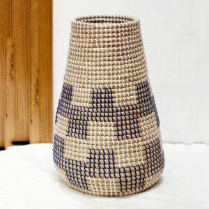 Seagrass Umbrella Stand sku C00031