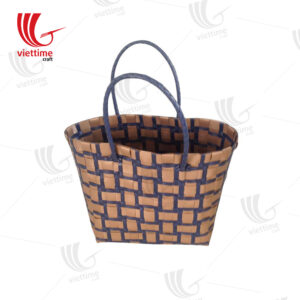 Colorful Plastic Basket Bag Wholesale