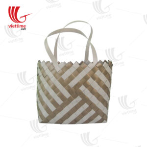 Fancy Plastic Basket Handbag Wholesale