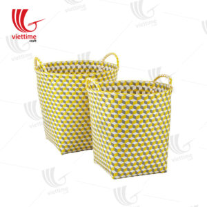 Fantastic Plastic Storage Basket