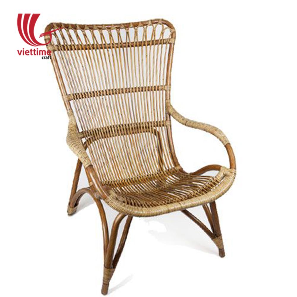 Lean On Rattan Armchair