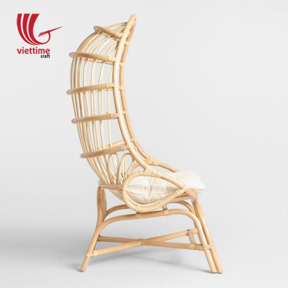 Vintage Triangle Rattan Chair Wholesale Viettime Craft