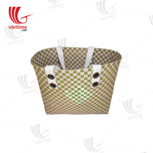 Plastic Shopping Basket Bag Wholesale