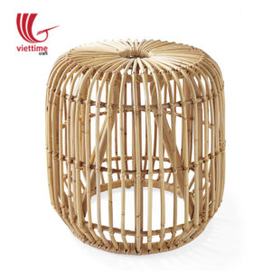 Rattan Side Table Or Rattan Stool