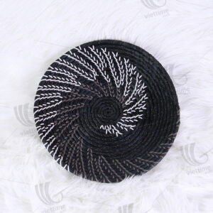 Seagrass Wall Hanging Plate sku C00228