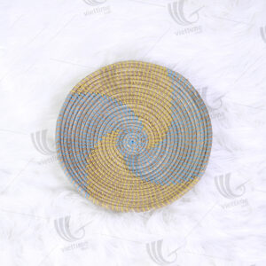 Seagrass Wall Hanging Plate sku C00229