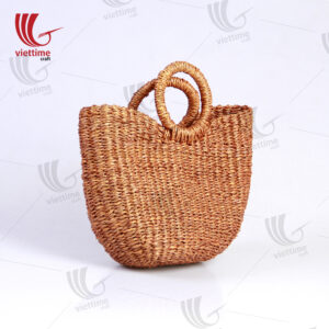 4599f312be2c Seagrass basket bag wholesale made in Vietnam
