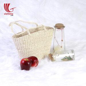 Authentic Handmade Palm Leaf Handbag