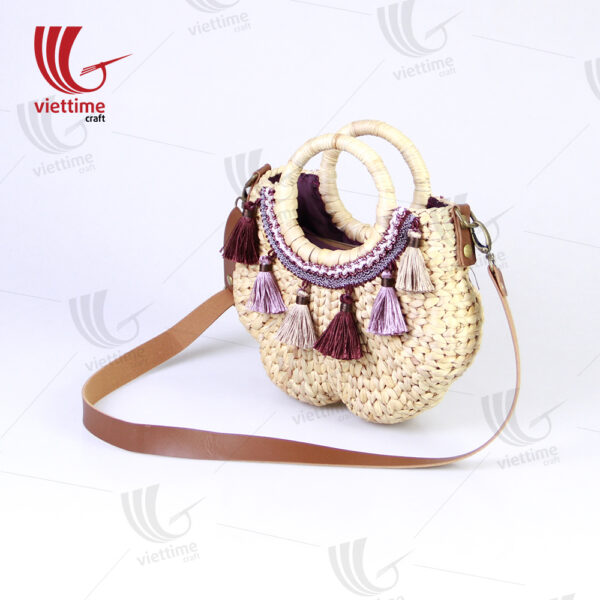 High-Quality Water Hyacinth Bag
