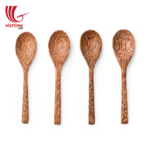Natural Coconut Spoons Wholesale