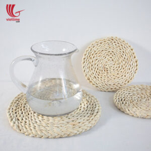 White Water Hyacinth Coaster Wholesale