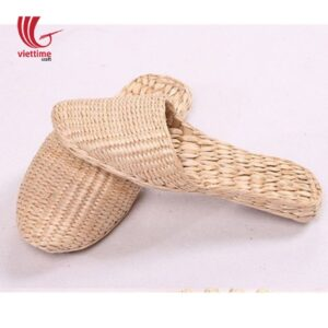 Water Hyacinth Slipper For Your Home