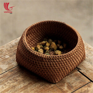 Small Rattan Candy Storage Wholesale