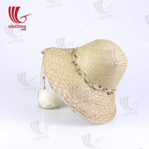 Hot Sale Ladies Lepironia Straw Hat