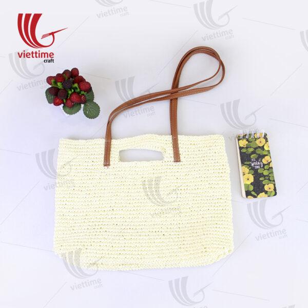 Vintage Paper Bag For Women On Sale