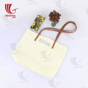 Vintage Paper Bag For Women On Sale