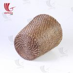 Brown Small Rattan Storage Basket Wholesale