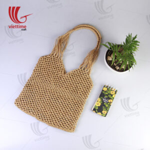 Unique Brown Paper Bag For Women Wholesale