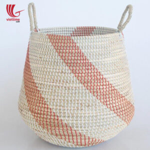 Seagrass Storage Basket Without Lid