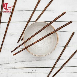 Natural Coconut Chopsticks For Safe Food