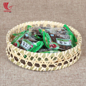 Weaving Bamboo Candy Tray Wholesale