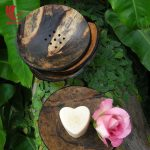 Coconut Soap Disc With Bottom Holes Wholesale
