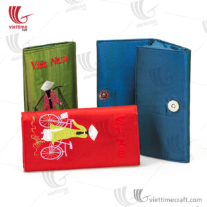 Vietnam Gift Design Brocade Women Clutch Bag