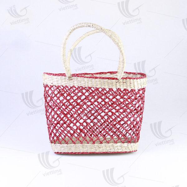 Seagrass Handbag sku C00361